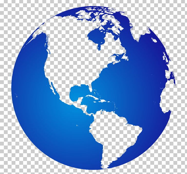 Map Of The Globe World on