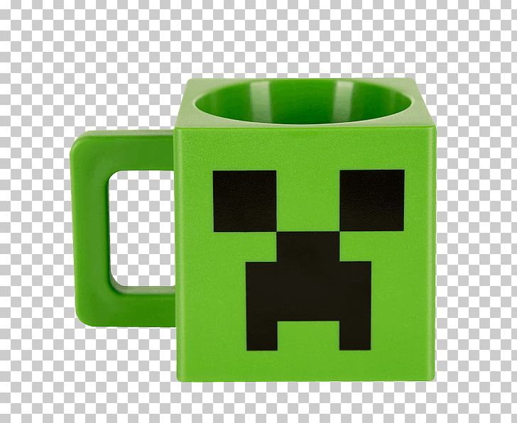 Minecraft Plastic Creeper Face Mug Jinx Minecraft Tnt Mug