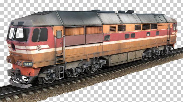 Rail Transport Electric Locomotive Trainz Simulator 12 TEP70 PNG