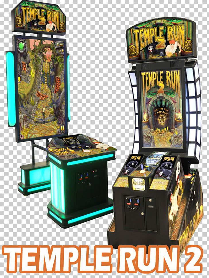 Arcade Game Temple Run 2 Sea Wolf Redemption Game PNG