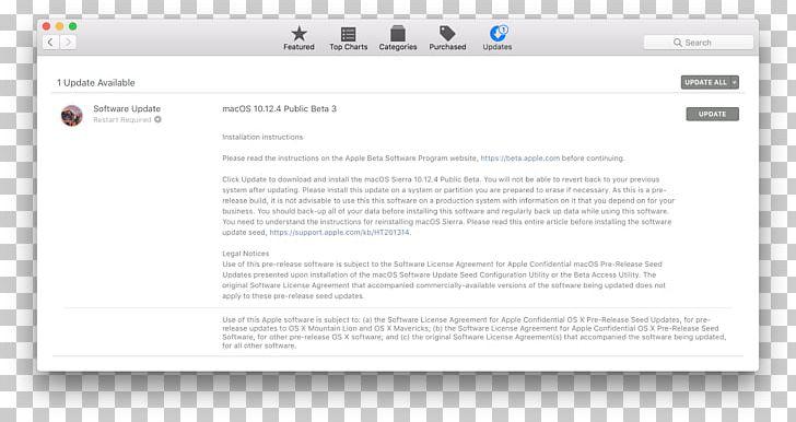 Screenshot OnyX MacOS Apache JMeter PNG, Clipart, Apache