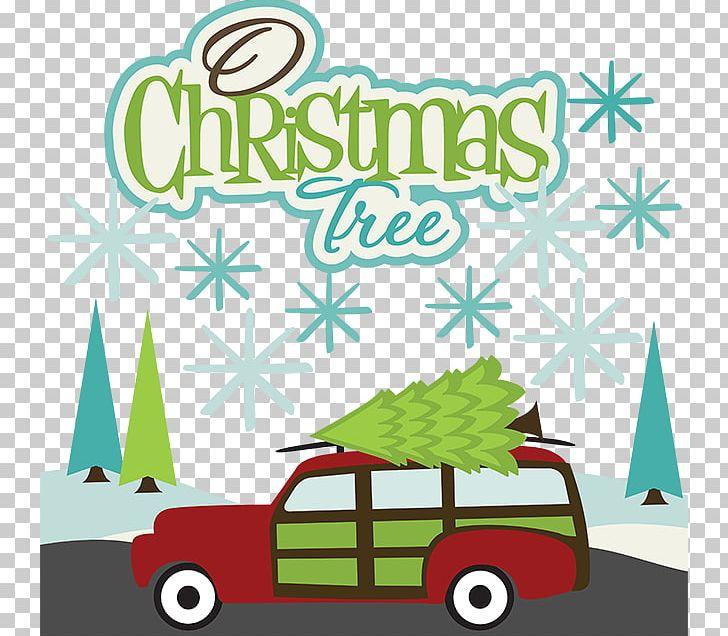 Scrapbooking Santa Claus Christmas Tree PNG, Clipart, Area, Artwork, Brand, Cardmaking, Cartoon Free PNG Download