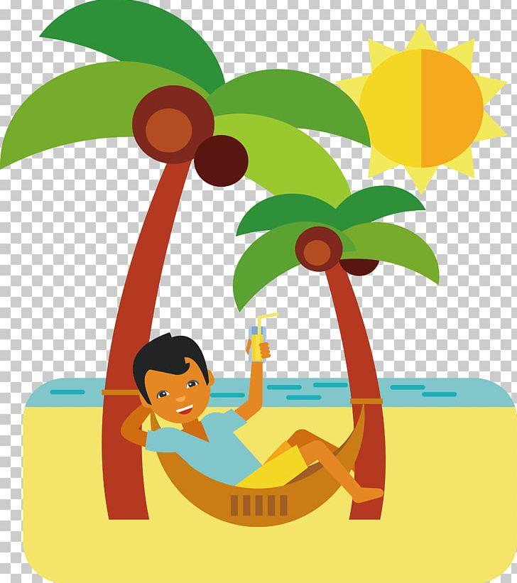 Cartoon Beach Png Clipart Art Artwork Beaches Beach Party Beach Vector Free Png Download