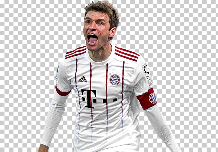 size 40 c636f 79e84 Thomas Müller FIFA 18 Jersey Germany National Football Team ...
