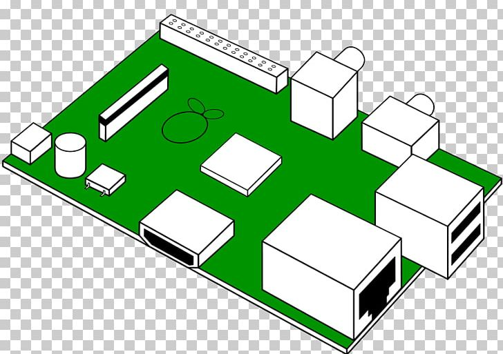 Raspberry Pi Printed Circuit Board Sonic Pi PNG, Clipart, Angle, Area, Brand, Clip Art, Diagram Free PNG Download