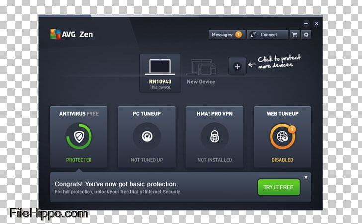 avg antivirus free download for windows 10 filehippo