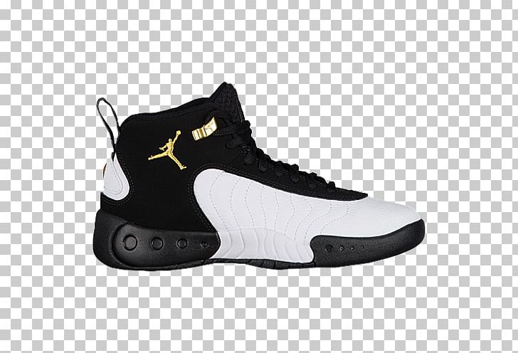 Jumpman Air Jordan Basketball Shoe Foot