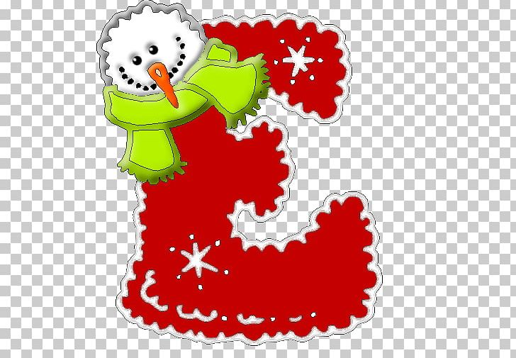 Alphabet Letter Christmas Day Open PNG