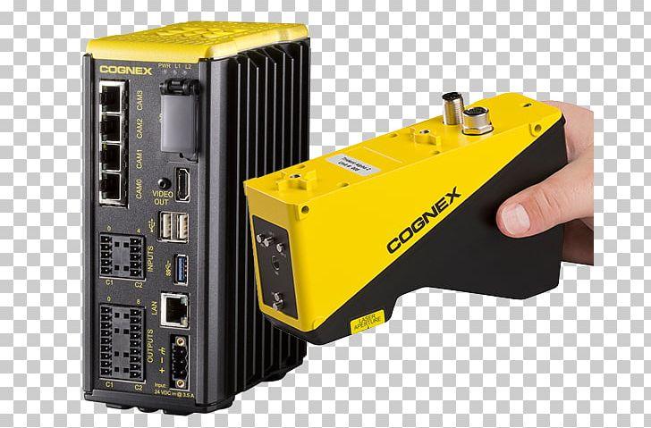 Cognex Corporation Machine Vision System Automation Barcode