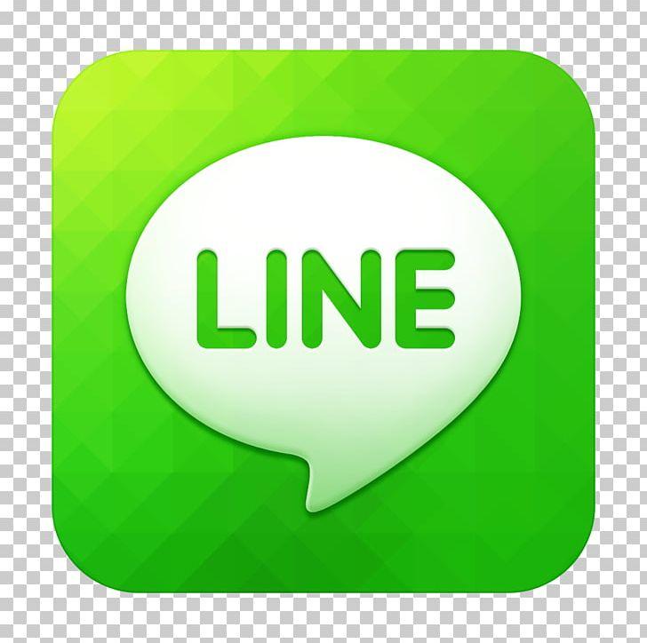 Social Media LINE Logo Brand Mobile App PNG, Clipart, Brand, Circle