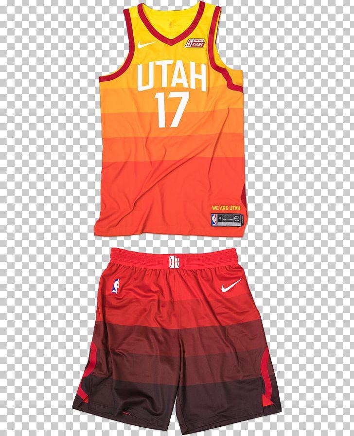 factory authentic d9065 59a43 Utah Jazz NBA Uniform Jersey PNG, Clipart, Active Shirt ...