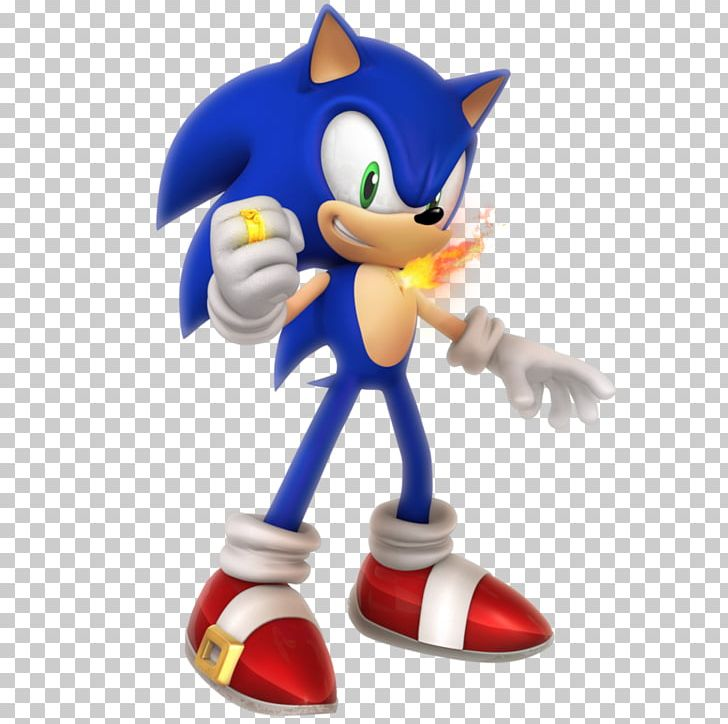 Seven Rings In Hand: Sonic And The Secret Rings Original