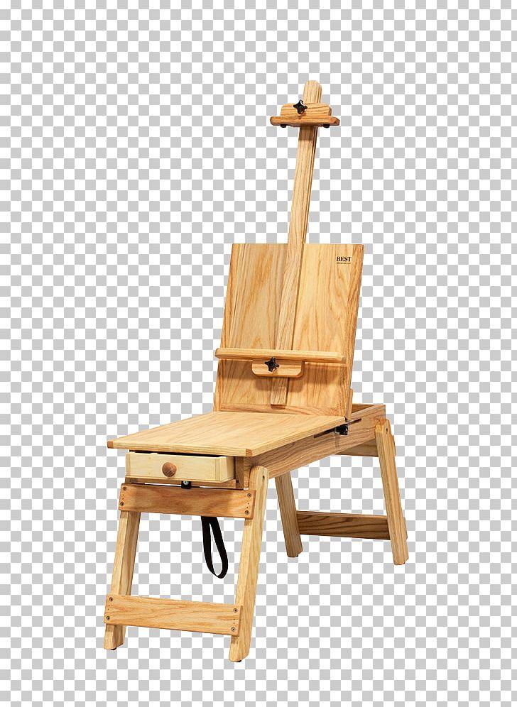 Amazing Easel Bench Table Artist Painting Png Clipart Art Artist Machost Co Dining Chair Design Ideas Machostcouk