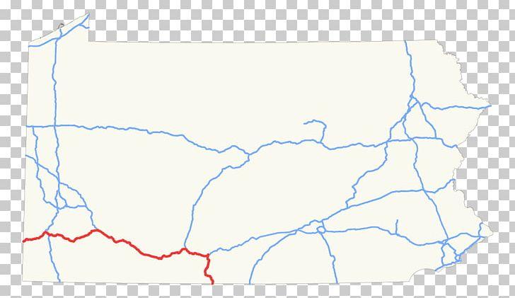 Pennsylvania Turnpike Pennsylvania Route 97 Pennsylvania Route 958 ...