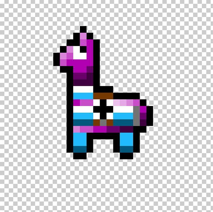 Pixel Art Fortnite Minecraft Graphics Png Clipart Art