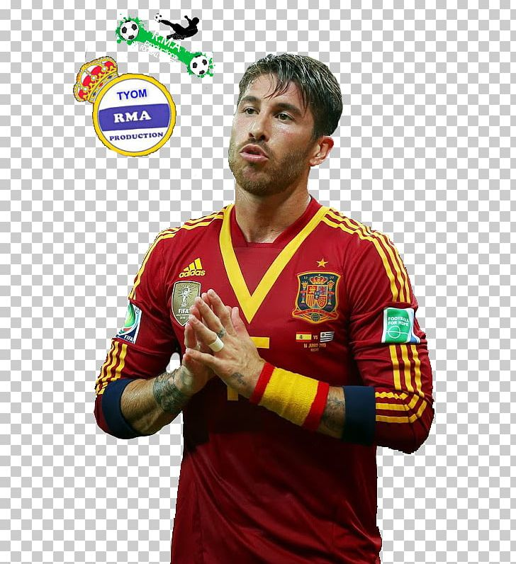 74df4e2d842 Sergio Ramos Real Madrid C.F. Spain National Football Team FIFA  Confederations Cup PNG, Clipart, Andres Iniesta, ...