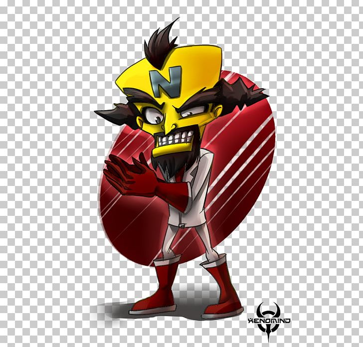 Cartoon Character Fiction PNG, Clipart, Art, Cartoon, Cartoon Character, Character, Doctor Neo Cortex Free PNG Download