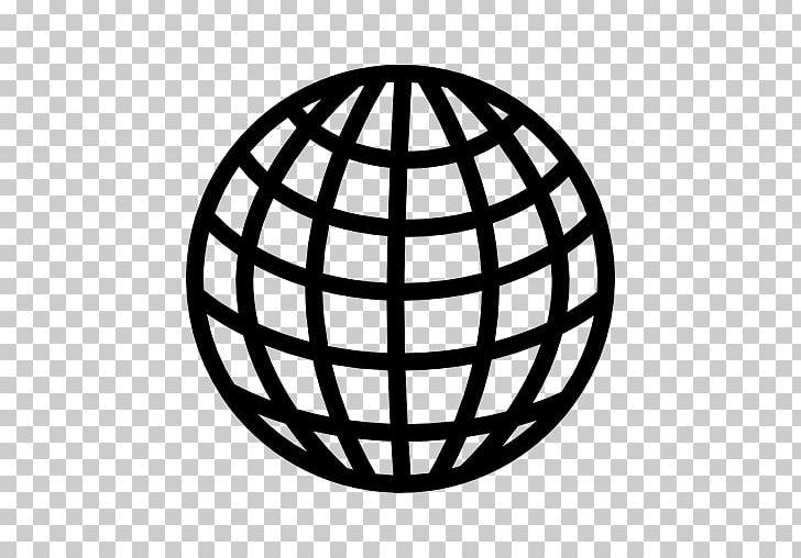 Globe grid. Earth png clipart black