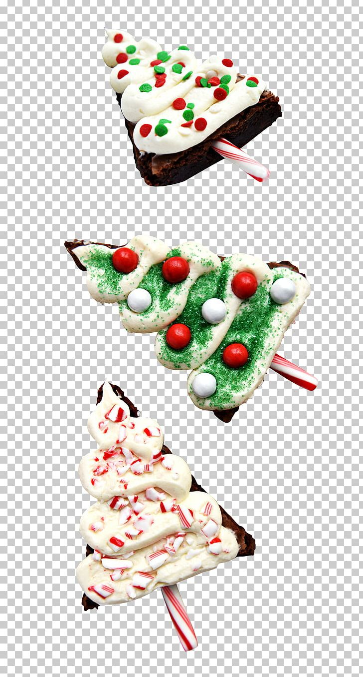 Rainbow Cookie Chocolate Cake Yule Log Christmas Tree Png Clipart