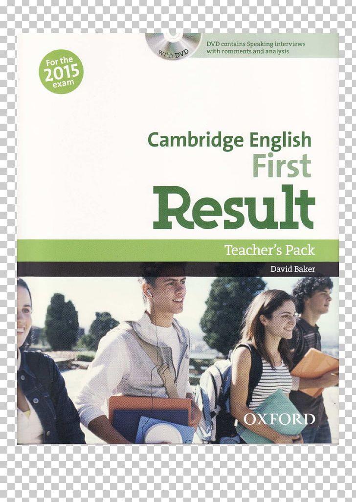 Cambridge English First Result FCE Result Workbook Resource Pack