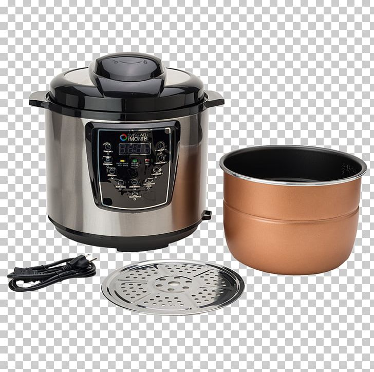 Living Well Slow Cookers Small Appliance Cookware Pressure