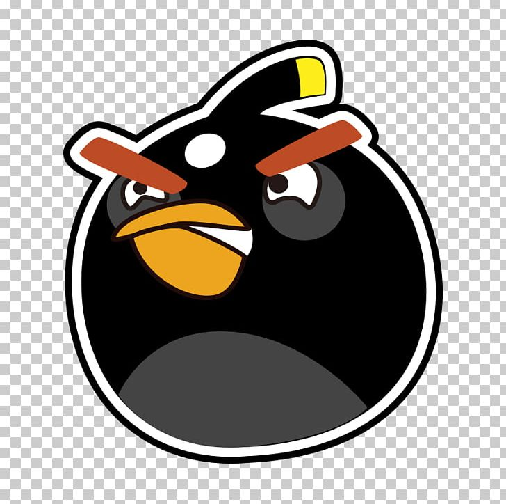 Angry Birds 2 Mighty Eagle Iron-on Video Game PNG, Clipart
