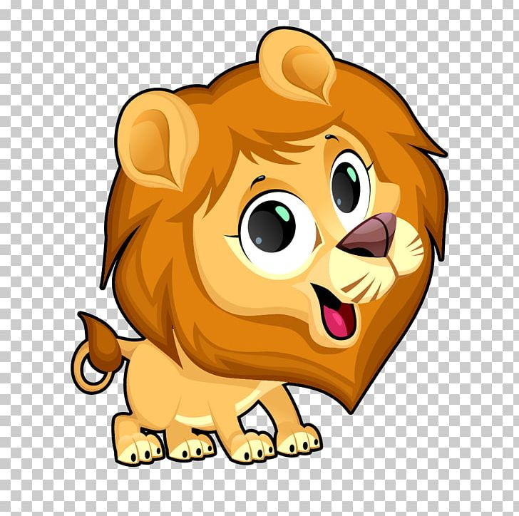 Cartoon Funny Animal Png Clipart Animal Animals Big Cats Carnivoran Cartoon Animals Free Png Download