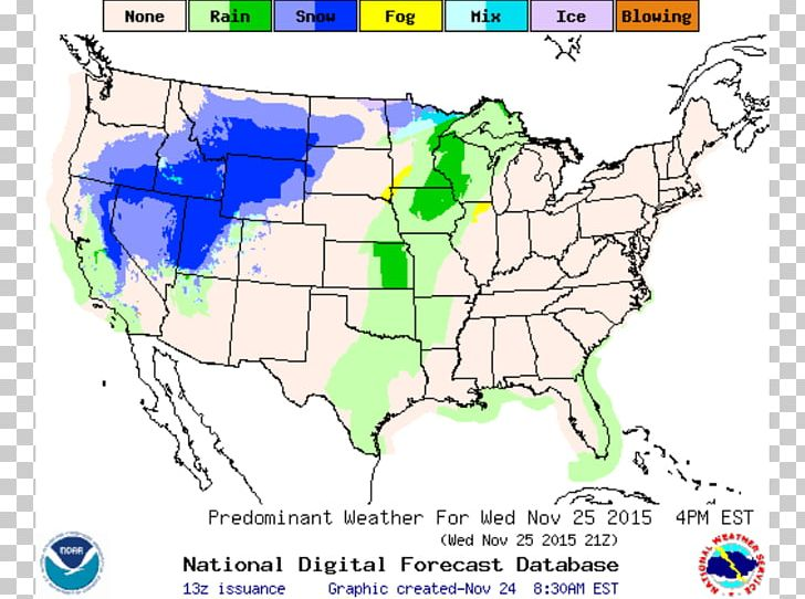 Weather Forecasting National Weather Service Weather Map ...