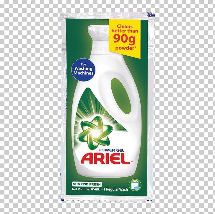 Ariel Laundry Detergent Philippines Gel PNG, Clipart, Ariel