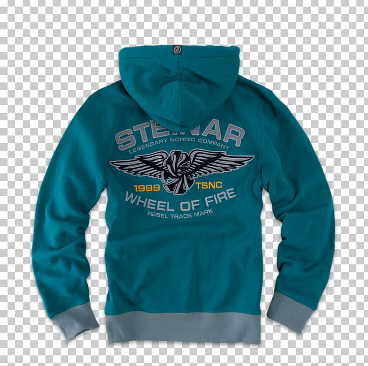 Hoodie Polar Fleece Bluza Turquoise Sleeve PNG, Clipart,  Free PNG Download