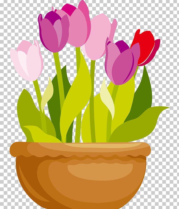 Cartoon Flowers Png Clipart Blog Cartoon Clip Art Flower Flower Arranging Free Png Download