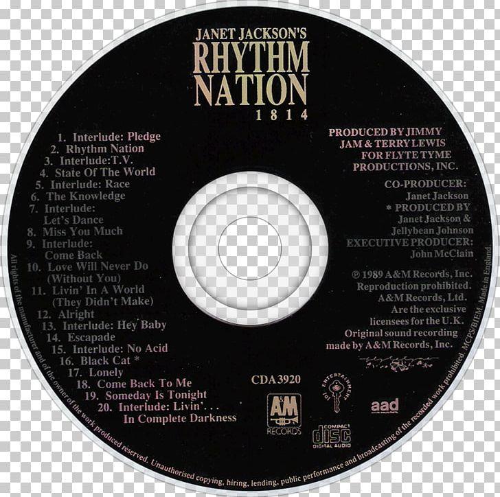 rhythm nation janet jackson album