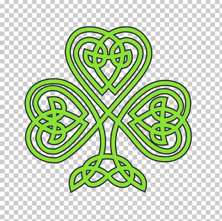 Shamrock Saint Patrick's Day Four-leaf Clover PNG, Clipart, Area, Clover, Cricut, Fourleaf Clover, Free Content Free PNG Download