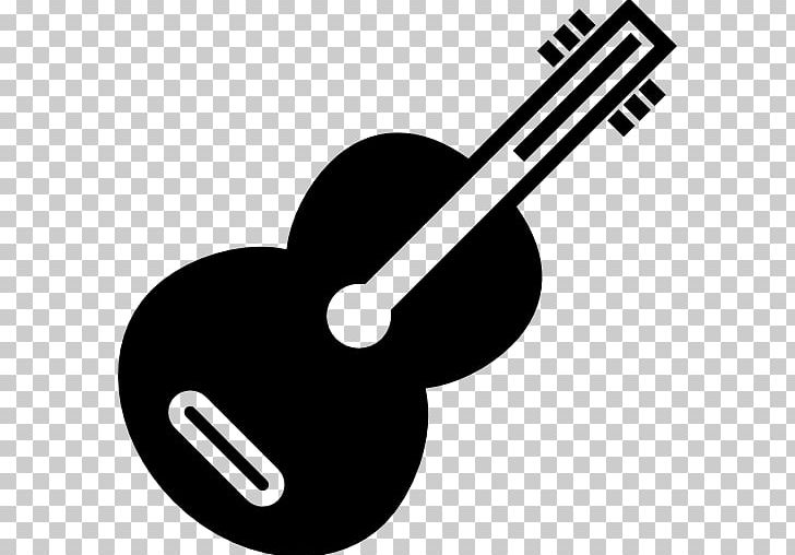 Computer Icons Guitar Violin Musical Instruments PNG, Clipart, Acoustic Guitar, Angle, Black And White, Chord, Classical Guitar Free PNG Download
