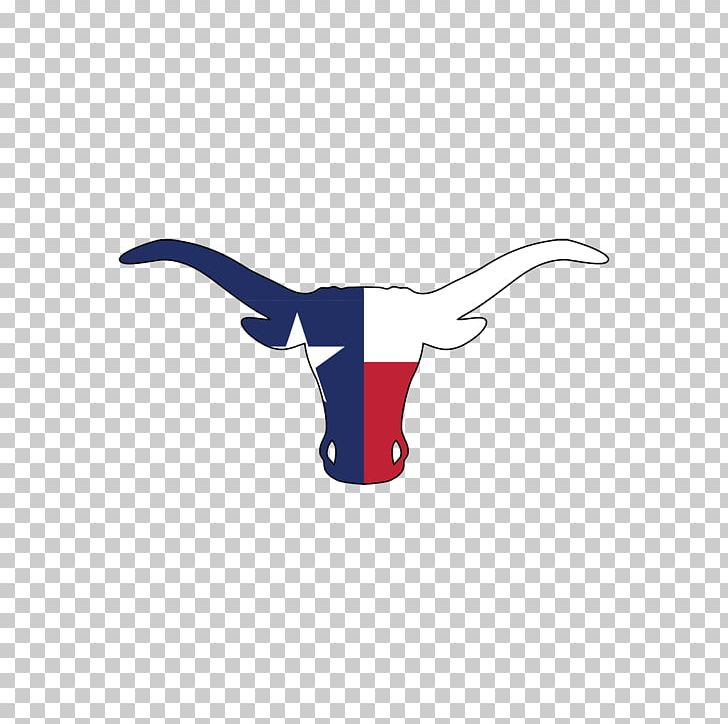 Texas Longhorn English Longhorn Logo Png Clipart Angle Blue Cattle Cattle Like Mammal Character Free Png