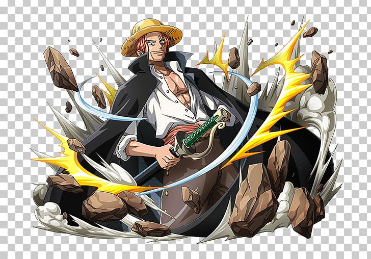 Shanks Monkey D. Luffy Roronoa Zoro One Piece Treasure Cruise Buggy PNG, Clipart, Anime, Arlong, Cartoon, Computer Wallpaper, Cruise Free PNG Download