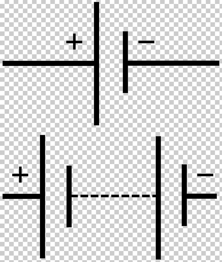 Electronic Symbol Battery Wiring Diagram Electrical Network PNG, Clipart,  Angle, Area, Black And White, Circuit Diagram,IMGBIN.com