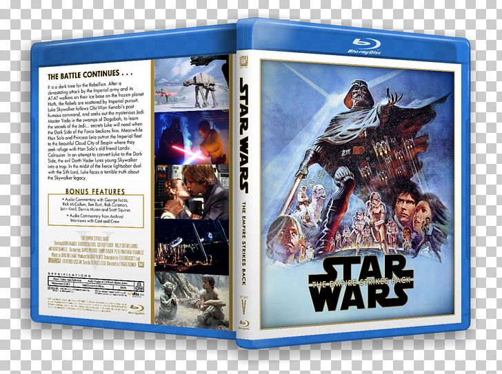 Blu-ray Disc Star Wars DVD Film Harmy's Despecialized Edition PNG