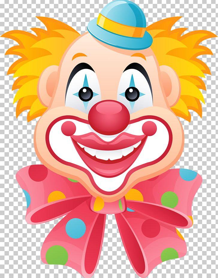 Joker Clown Circus Png Clipart Art Baby Toys Cartoon