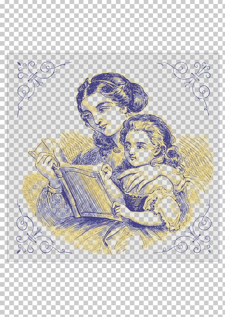 Mother And Child Woman PNG, Clipart, Art, Artwork, Book, Bookplate, Child Free PNG Download