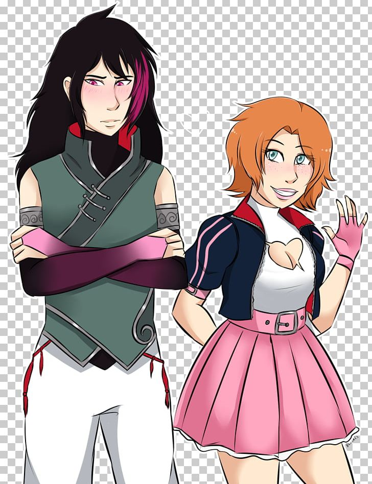 RWBY Drawing PNG, Clipart, Animation, Anime, Black Hair
