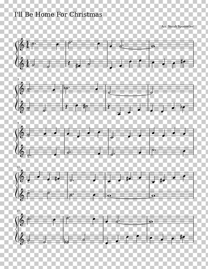 Digital Sheet Music Piano All Of Me PNG, Clipart, Free PNG