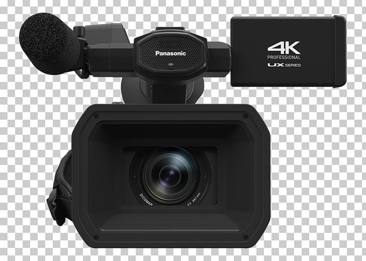 Camcorder Professional Video Camera Panasonic Video Cameras PNG, Clipart, 4k Resolution, Camcorder, Camera, Camera Lens, Electronics Free PNG Download
