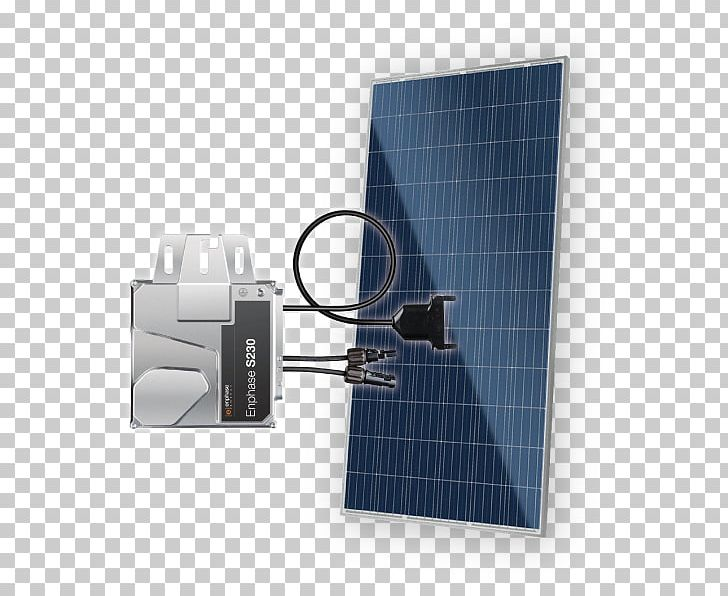 Solar Micro-inverter MC4 Connector Enphase Energy Solar Panels Photovoltaic System PNG, Clipart, Battery Charger, Ele, Energy, Energy Development, Enphase Energy Free PNG Download