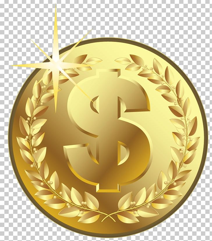 Gold Coin American Numismatic Association PNG, Clipart