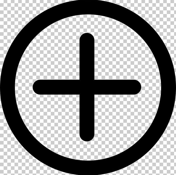 Computer Icons Plus And Minus Signs Symbol PNG, Clipart, Area, Black And White, Blue Cross, Celtic Cross, Circle Free PNG Download