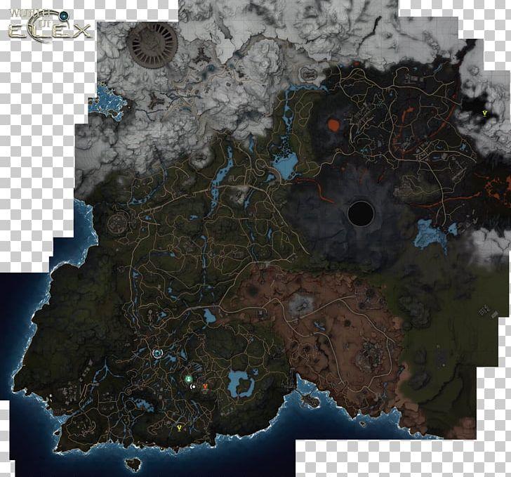 ELEX World Map Video Game PNG, Clipart, Biome, Elex, Game