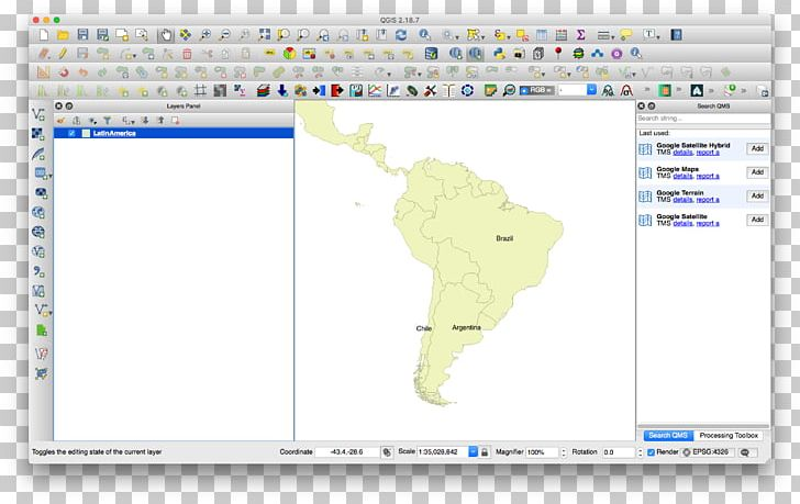 QGIS Raster Graphics Geographic Information System Shapefile