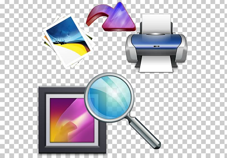 Computer Icons Printer Output Device PDF Computer Software PNG
