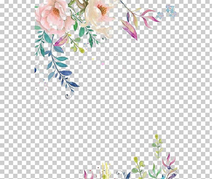 Wedding Invitation Paper Flower Watercolor Painting Ink PNG, Clipart, Color, Color Splash, Creative Watercolor, Design, Desktop Wallpaper Free PNG Download